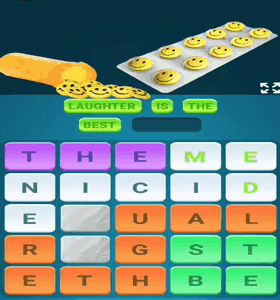 Words Crush Level 515 Answers Puzzle