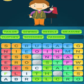 Words Crush Level 535 Answers Puzzle