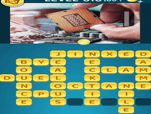 Words Crush Level 610 Answers Puzzle