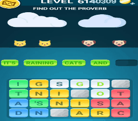 Words Crush Level 614 Answers Puzzle