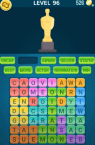 Words Crush Level 96 Answers Puzzle
