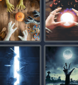 4 Pics 1 Word Daily Puzzle October 12 2021 Answers