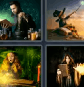 4 Pics 1 Word Daily Puzzle October 8 2021 Answers