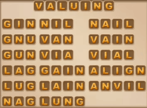 Word Cookies Daily October 12 2021 Answers Puzzle