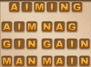 Word Cookies Daily October 4 2021 Answers Puzzle