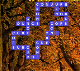 Wordscapes October 11 2021 Answers Today